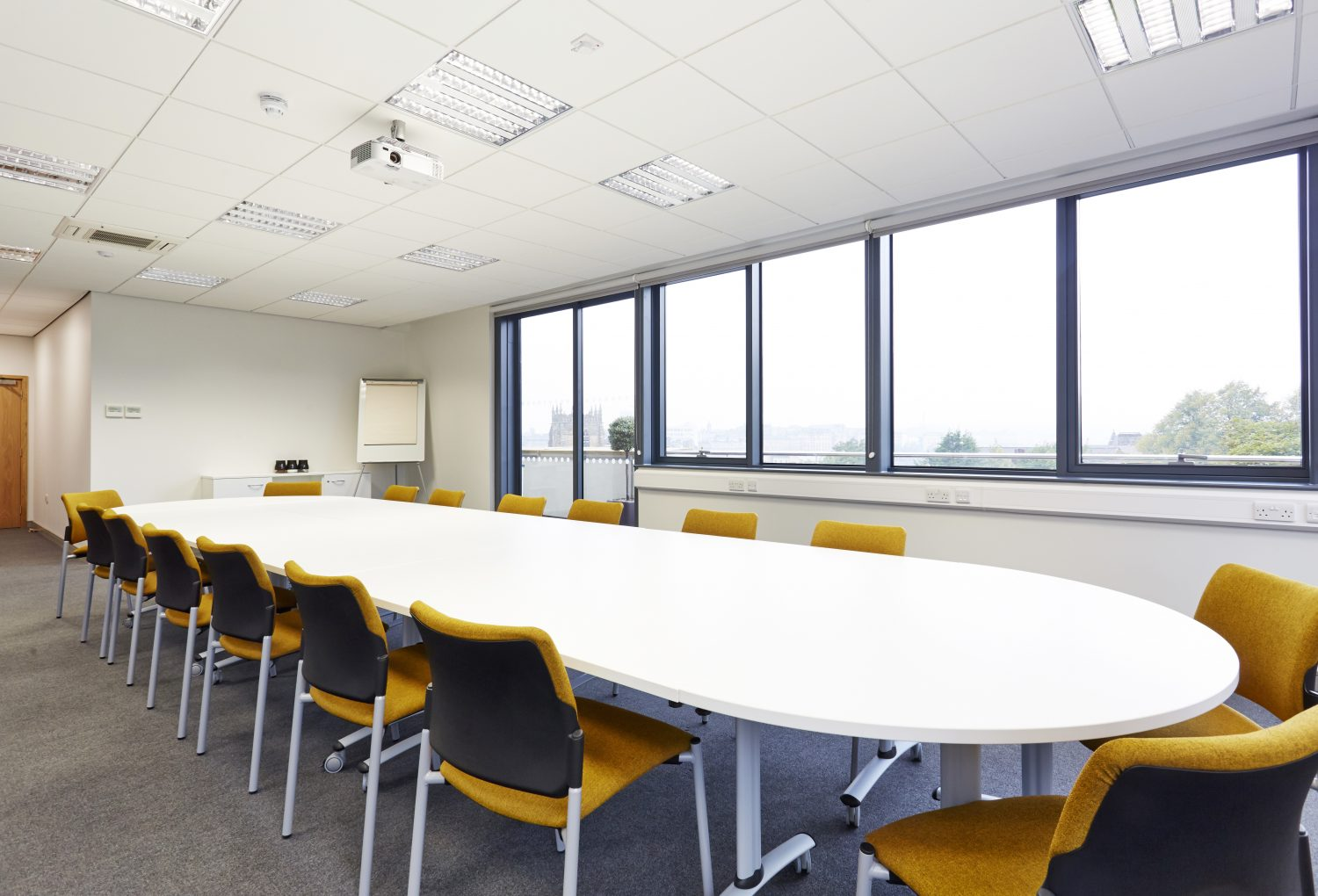 Fully Serviced Grade A Offices